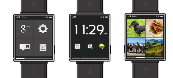 Smartwatch de Google, lo último en tecnología