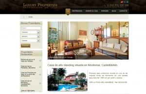 Luxury Properties, especialista en venta de pisos y casas de lujo en España