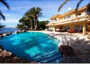 Villas de lujo en Alicante, Cabo de las Huertas - Playa San Juan