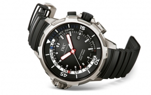 Reloj IWC Aquatimer Deep Three