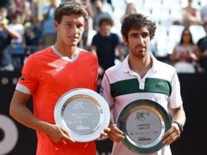 Pablo Carreño finalista en el ATP de Sao Paulo (Brasil) en dobles y en individual