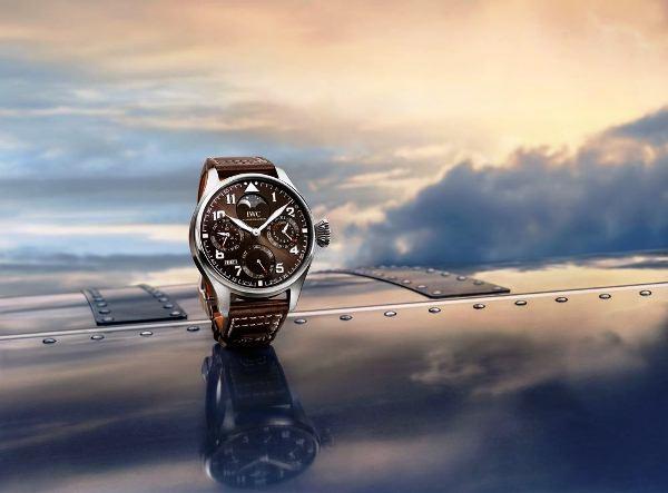 IWC Reloj de Aviador Doble Cronógrafo Edición «Antoine de Saint Exupéry»