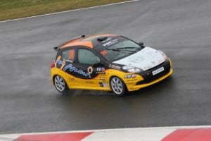 Renault Copa Clio y Copa de España Resistencia CER en el Circuito de Navarra