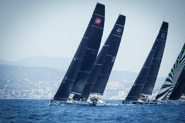La TP 52 SUPER SERIES llegó a Mallorca