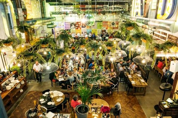Ultramarinos, un restaurante original donde disfrutar de la buena gastronomía