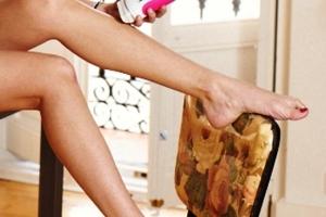 Porque y que se depilan las mujeres cada vez más en casa
