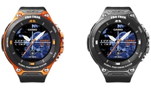 Casio Smart Outdoor Watch WSD-F20
