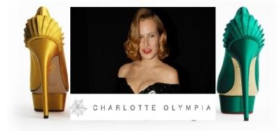 Charlotte rediseña el zapato femenino de lujo para Agent Provocateur