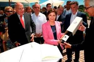 El futuro vinícola español es prometedor