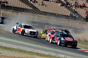 Rallycross en el Circuit de Barcelona - Catalunya