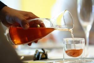 Vinagre rosado Alcorta