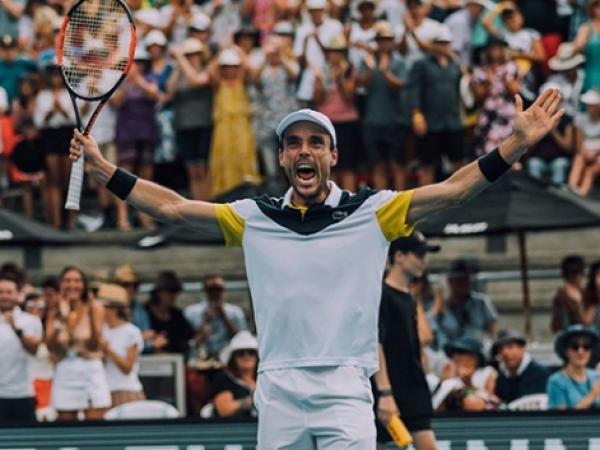 Roberto Bautista conquista el primer título ATP español de la temporada en Nueva Zelanda