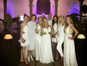 OLYMPUS The White Party by ELITE SPAIN