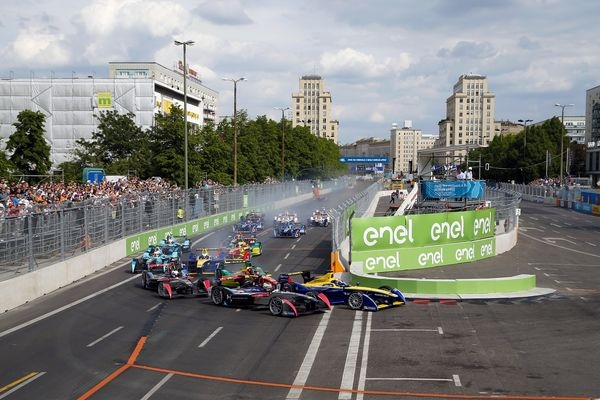 BMW i Berlin ePrix