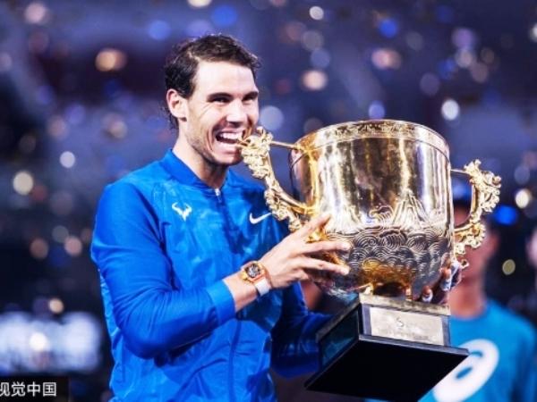 Rafa Nadal conquista el torneo de Pekín y se destaca en la clasficación mundial
