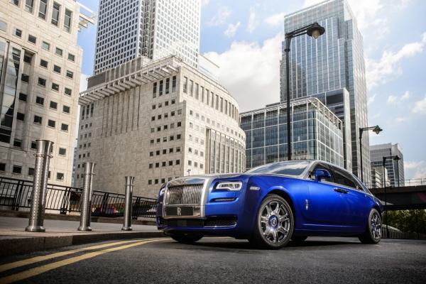 Rolls Royce cierra un año 2014 de Lujo con sus ventas