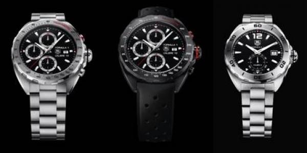 El reloj de referencia del mundo de la Fórmula 1 vuelve con un nuevo aspecto que combina a la perfección un elegante diseño con las prestaciones propias de un reloj deportivo profesional.