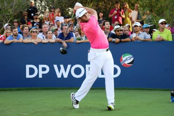 Jon Rahm conquista el DP World Tour Championship de Dubai