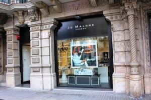 Jo Malone abre su nueva tienda de alta cosmética en la Rambla de Catalunya de Barcelona