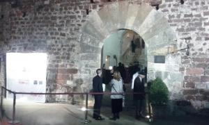 Entrada Castillo de Castelldefels