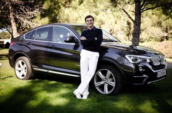 Luxury News entrevista a Bruno Spengler, piloto de BMW en el DTM