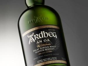 Ardbeg presenta An Oa, el single malt más ahumado, dulce y redondeado