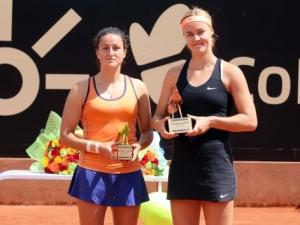 Lara Arruabarrena subcampeona en el torneo WTA de Bogotá