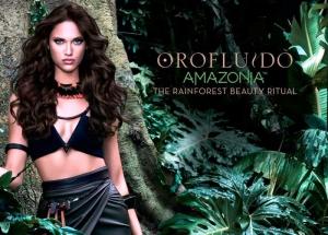 Orofluido Amazonia, Siente la vitalidad y el vigor de nuevo en tus cabellos