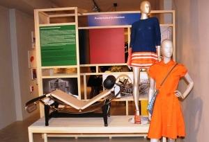 chaise longue LC4 CP Louis Vuitton de Charlotte Perriand realizada en ocasión de la colección icônes Primavera/Verano 2014 de Louis Vuitton