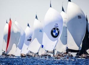 BMW, coche oficial de la 36ª Copa del Rey de Vela y del Real Club Náutico de Palma (RCNP)