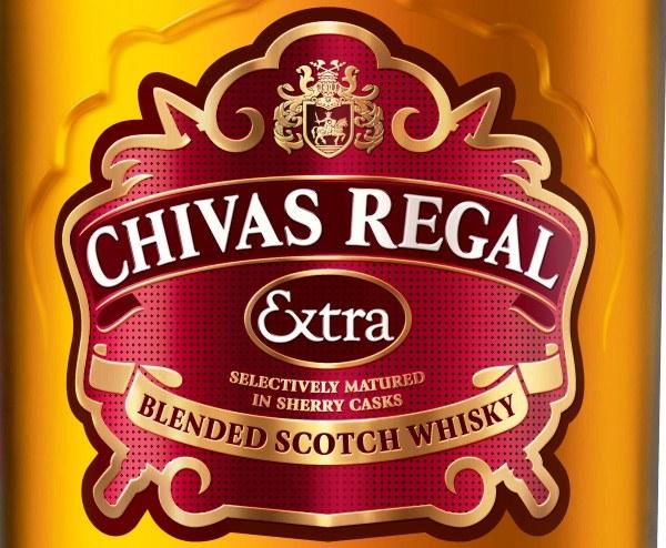Chivas Extra, un blended scotch añejado en barricas de Jerez