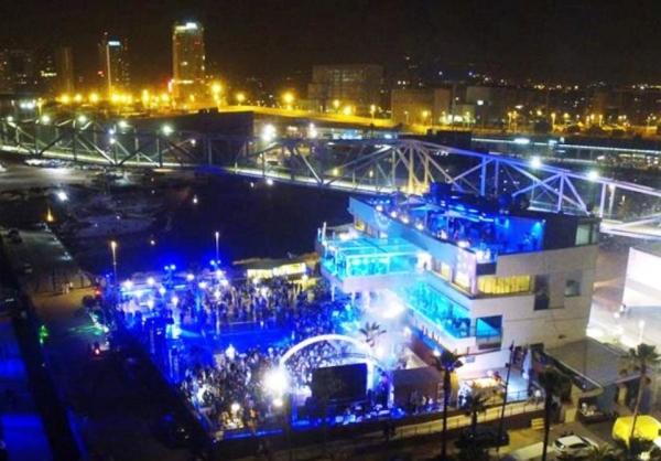 Fiesta de inauguración del Café del Mar Club Barcelona