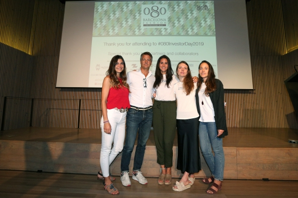 B-Come y Sea2See, ganadoras del 080 Investor Day 2019