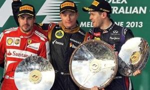 Gran Premio de Australia F1 - Alonso comienza el Mundial en segunda posición