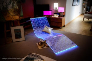 Chaise lounge led Bemoss