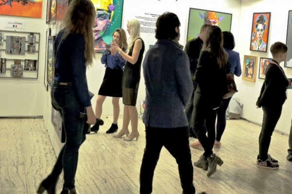 5ª Feria Internacional de Arte Contemporáneo de Barcelona
