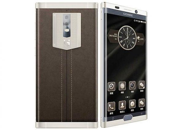Teléfono móvil Gionee M2017