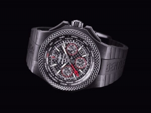 Reloj Cronógrafo automático BENTLEY GMT B04 S CARBON BODY