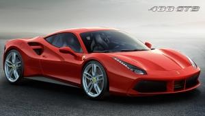 El Ferrari 488 GTB hará su debut mundial en el Salón Internacional de Ginebra en Marzo.