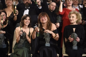 Premios Goya, una noche de éxito y glamour con MOËT & CHANDON