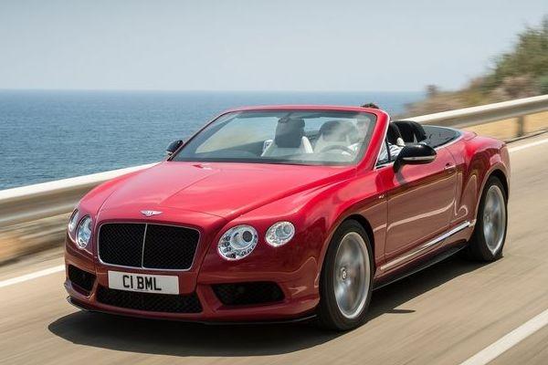 Bentley Continental GT V8 S descapotable