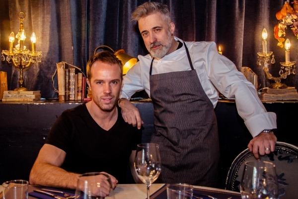 El restaurante Ura renueva su propuesta gastronómica de la mano del chef Sergi Arola y Aritz Iriarte.