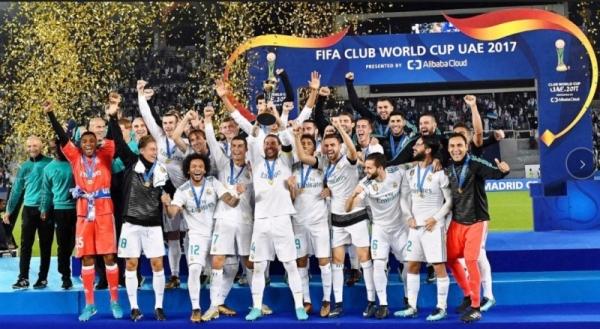 El Real Madrid se proclama Vencedor del Mundial de Clubes