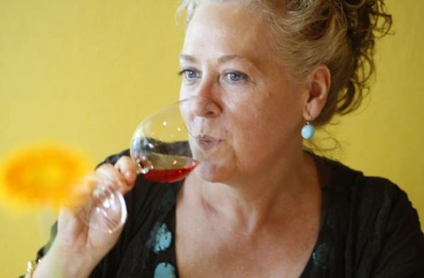El primer vino rosado de Alcorta