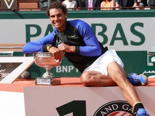 La leyenda de Rafael Nadal se incrementa en Paris con el 10º Roland Garros
