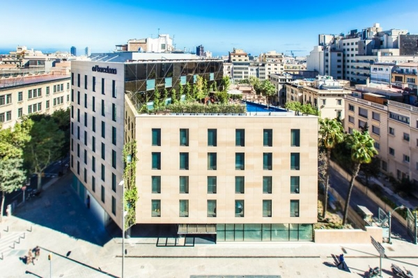 Hotel OD Barcelona - Mobiliario Kettal