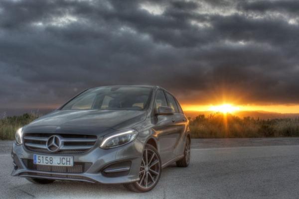 Mercedes Clase B 200 CDI