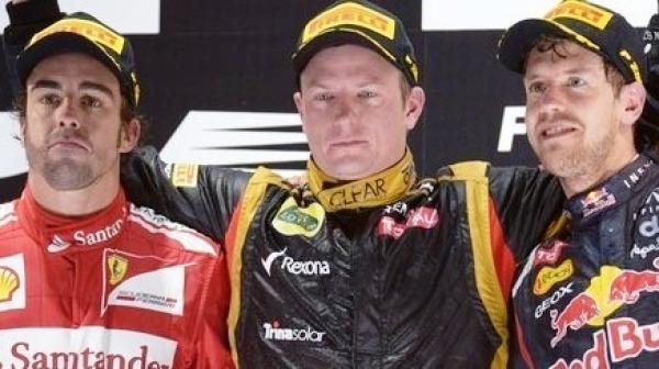 Victoria de Raikkonen y carrera magistral de Alonso en el GP de Abu Dhabi