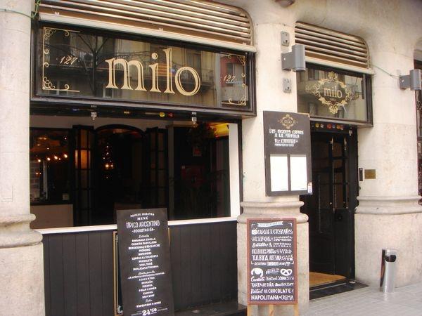 Restaurante Milo Grill Barcelona