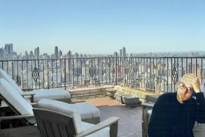 El famoso DJ Moby vende su ático de Manhattan